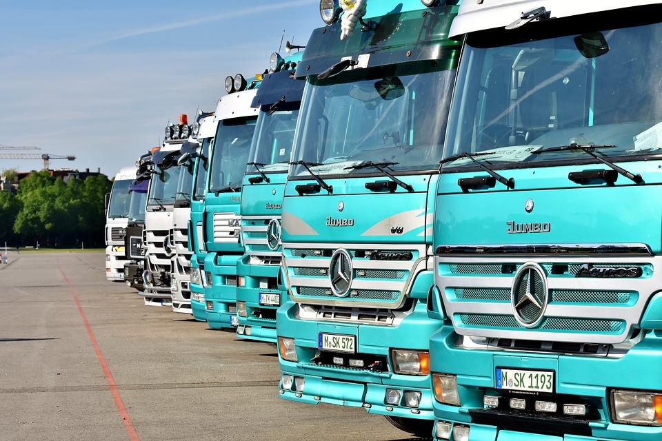 Louer un camion pour le transport de ses marchandises