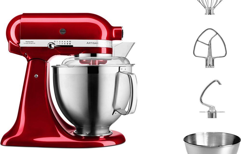 KitchenAid : Comment choisir son robot pâtissier?